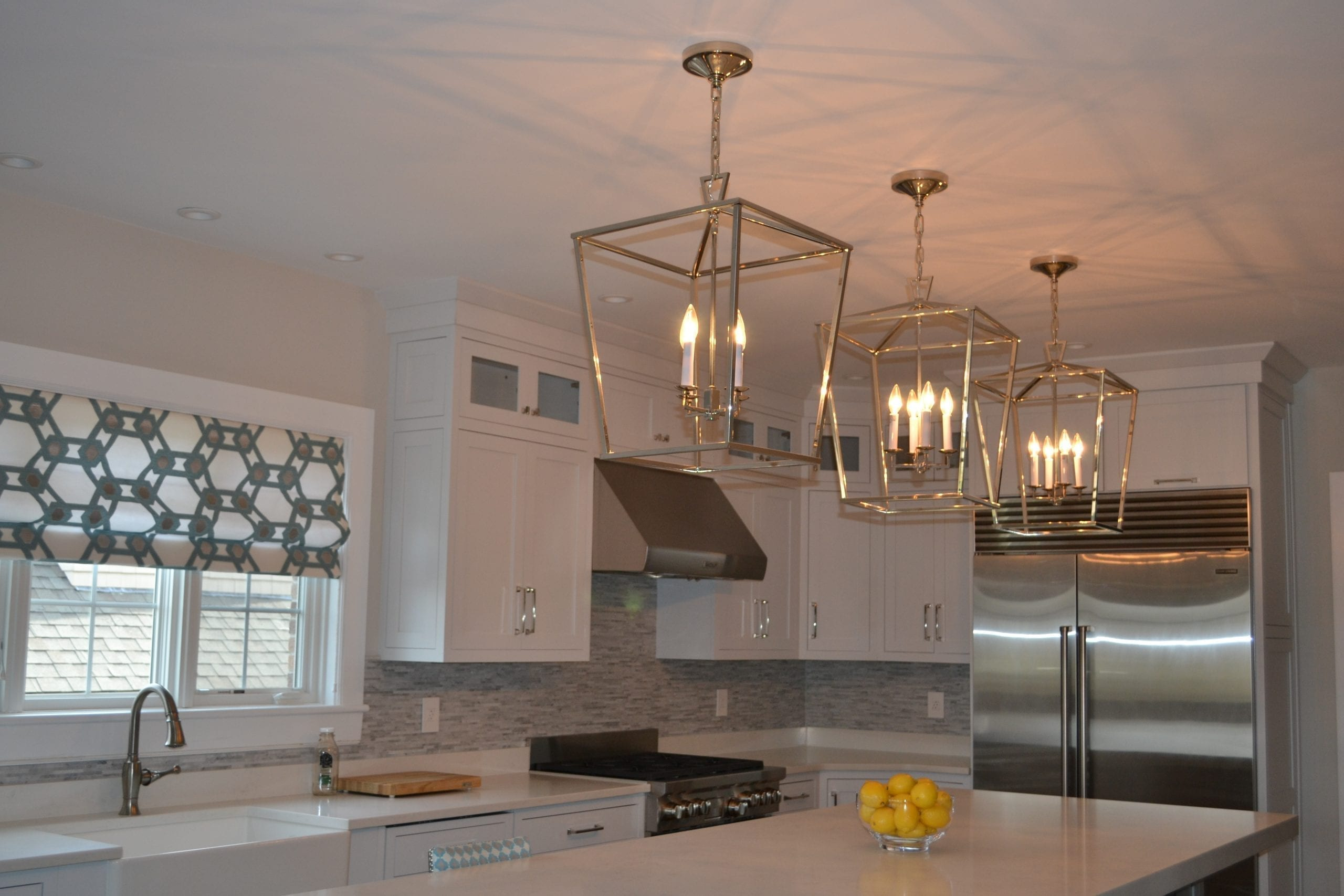 Kitchen Custom Light Fixtures