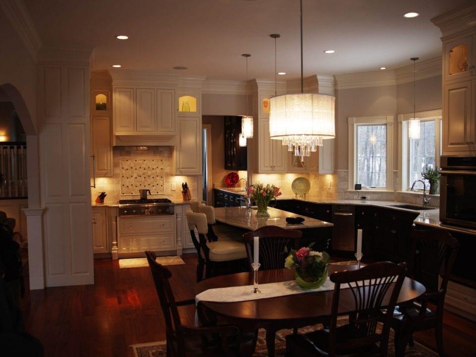 Kitchen and Dining Room Interior Designer
